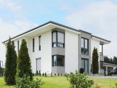 Einfamilienhaus mit Rollladen QUADRO
