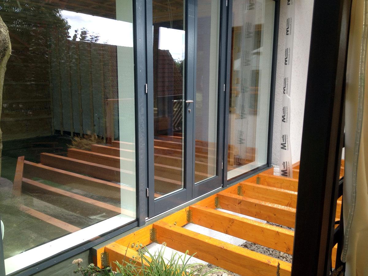 Lothar Opfer Schreinerei Fensterbau Wintergarten Holz
