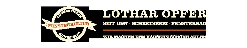 Lothar Opfer